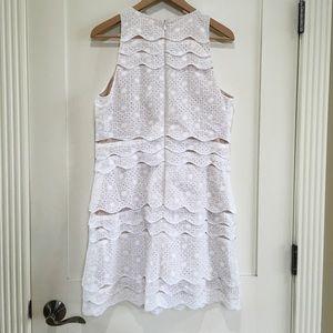 Lilly Pulitzer Dresses - Lilly Pulitzer Brenton Shift Dress Resort White